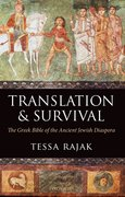Cover for Translation and Survival