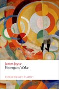 Cover for Finnegans Wake