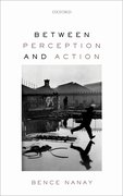 Cover for Between Perception and Action