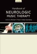 Cover for Handbook of Neurologic Music Therapy