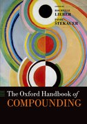 Cover for The Oxford Handbook of Compounding