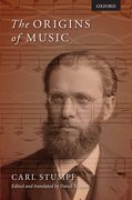 Cover for The Origins of Music