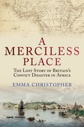 Cover for A Merciless Place