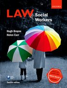 Brayne & Carr: Law for Social Workers 12e