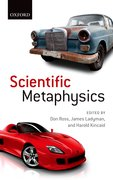 Cover for Scientific Metaphysics