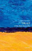 Cover for Trust: A Very Short Introduction