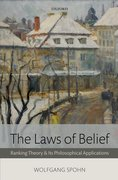 The Laws of Belief Ranking Theory and Its Philosophical Applications