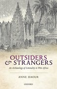 Cover for Outsiders and Strangers