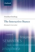 Cover for The Interactive Stance