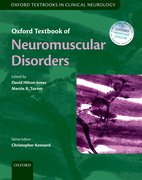Cover for Oxford Textbook of Neuromuscular Disorders