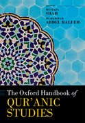 Cover for The Oxford Handbook of Qur