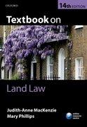 MacKenzie & Phillips: Textbook on Land Law 14e