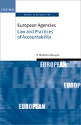 European Agencies Law and Practices of Accountability