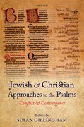 Cover for Jewish and Christian Approaches to the Psalms