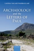Cover for Archaeology and the Letters of Paul