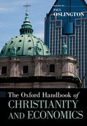 Cover for The Oxford Handbook of Christianity and Economics