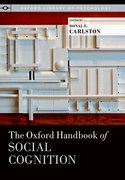 Cover for The Oxford Handbook of Social Cognition