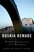 Cover for Bosnia Remade