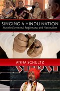Cover for Singing a Hindu Nation