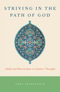 Cover for Striving in the Path of God