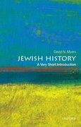 Cover for Jewish History: A Very Short Introduction - 9780199730988