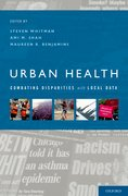 Cover for Urban Health