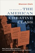 Cover for The Making of the American Creative Class