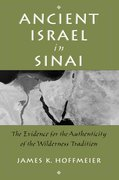 Cover for Ancient Israel in Sinai
