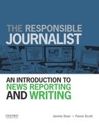 Cover for The Responsible Journalist