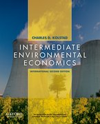 Cover for Intermediate Environmental Economics