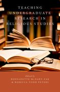Cover for Teaching Undergraduate Research in Religious Studies
