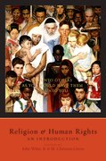 Cover for Religion and Human Rights