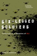 Cover for Six-Legged Soldiers