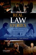 Cover for Real Law Stories