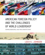 Cover for American Foreign Policy and the Challenges of World Leadership