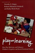 Cover for Play = Learning