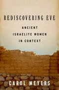 Cover for Rediscovering Eve