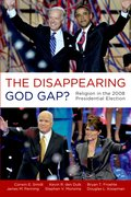 Cover for The Disappearing God Gap?