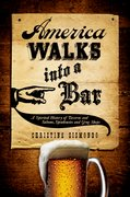 Cover for America Walks into a Bar