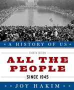 Cover for A History of US: All the People