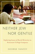 Cover for Neither Jew Nor Gentile