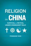 Cover for Religion in China