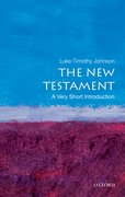 Cover for The New Testament: A Very Short Introduction