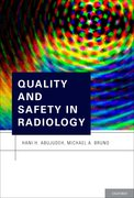 Cover for Quality and Safety in Radiology