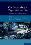 Cover for On Becoming a Psychotherapist