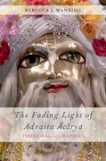 Cover for The Fading Light of Advaita Acarya