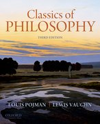 Cover for Classics of Philosophy