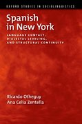 Cover for Spanish in New York