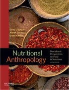 Cover for Nutritional Anthropology