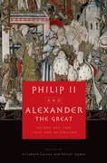 Cover for Philip II and Alexander the Great